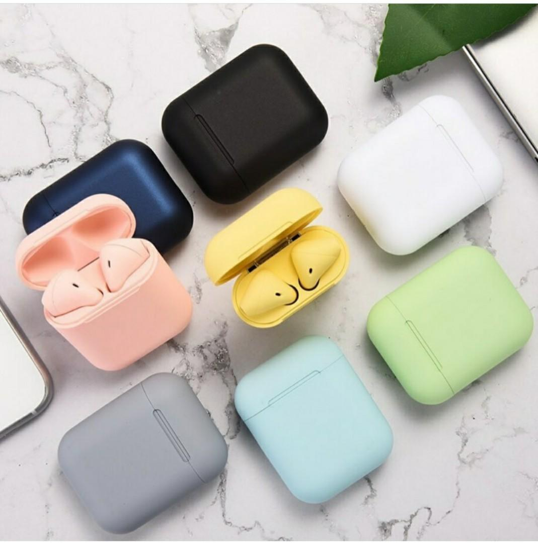 Candypods HEADSET BLUETOOTH For Apple IOS / Android