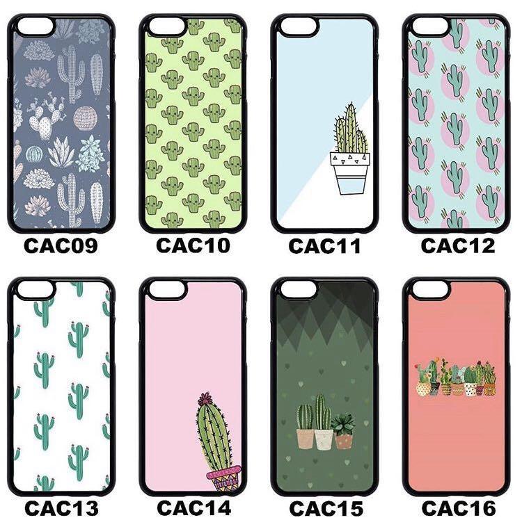✖️CASINGS✖️Cactus Phone Cases Pt.2