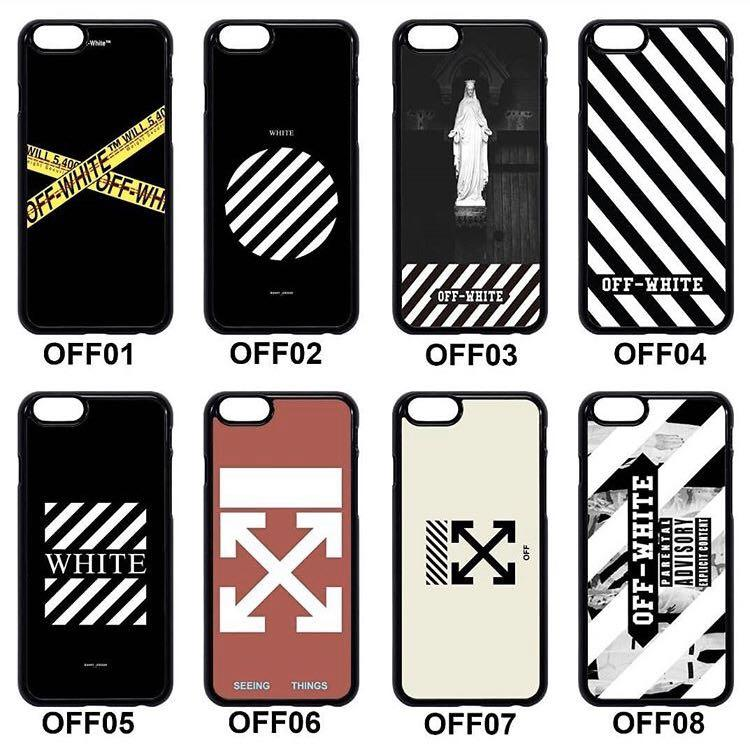 ✖️CASINGS✖️Off White Phone Cases