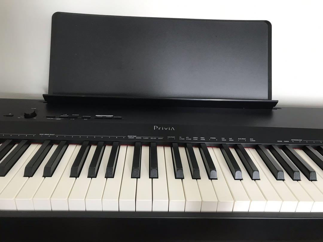 Casio Privia PX-160 Digital Piano-Black