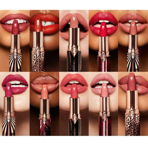 Charlotte Tilbury HOT LIPS LUXURY WARDROBE HOT LIPS 2 Your wardrobe of 10 nuanced lip looks inspired by incredible icons! 10色唇膏禮盒套裝 聖誕禮物