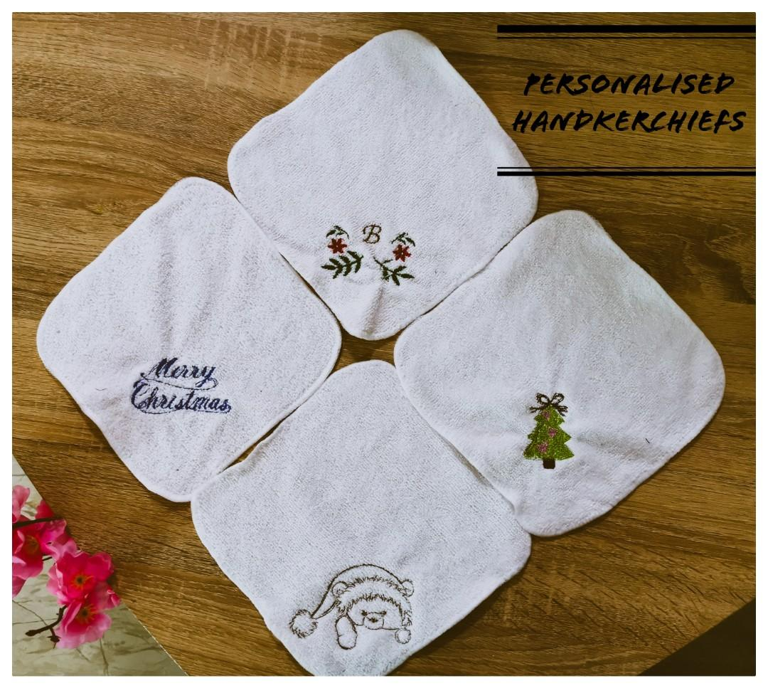 Christmas Gifts - Customized Towels