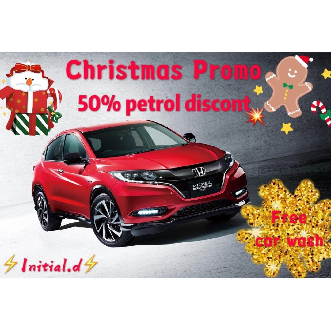 🔔🎅Christmas Honda Vezel Value Promo 🎄💰