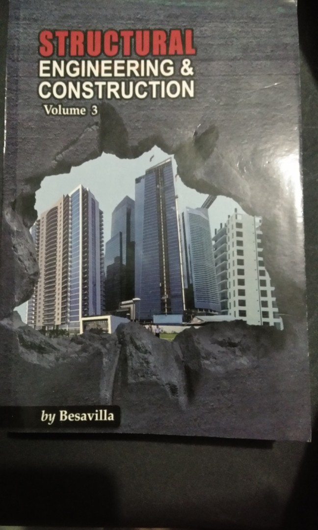 Civil Engineering Board Exam Reviewer (Structural Engineering and  Construction) by Besavilla