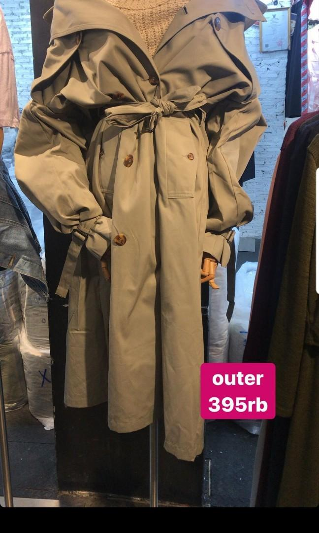 Coat creme