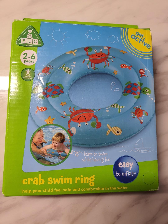 ELC Crab Swim Ring (New)