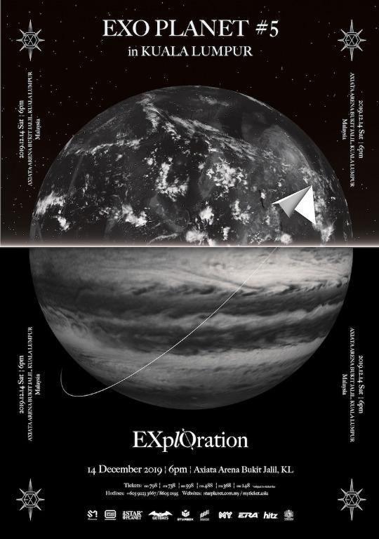 EXO 2019 Concert PLANET # 5 - EXplOration in KUALA LUMPUR