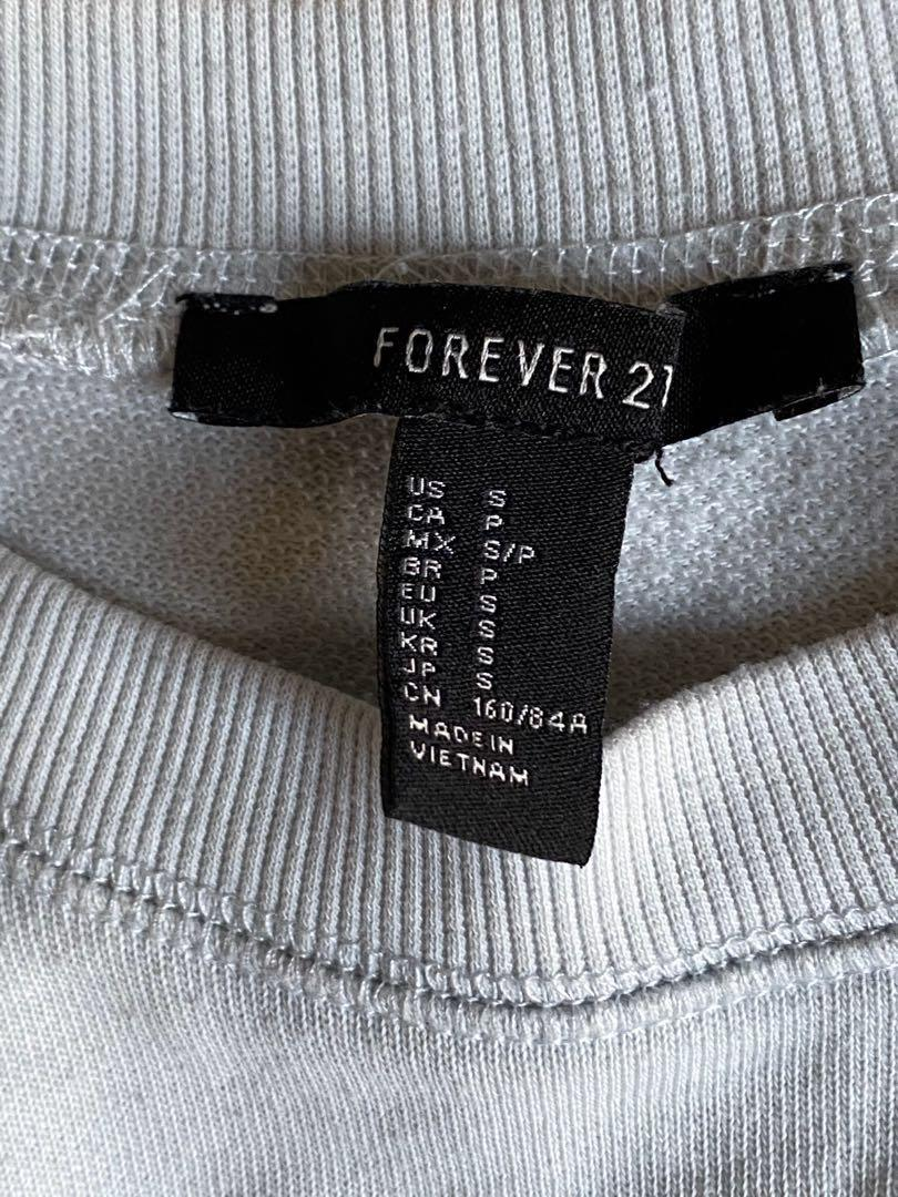 Forever 21 Classic Pullover Sweater in Mint - Size S