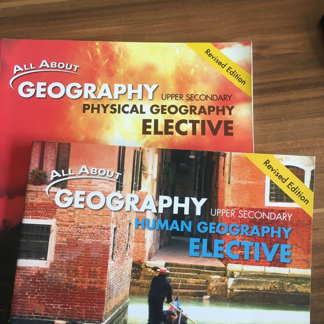 geography elective geography textbook
