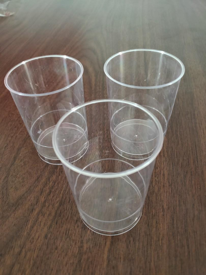 Good quality plastic cups