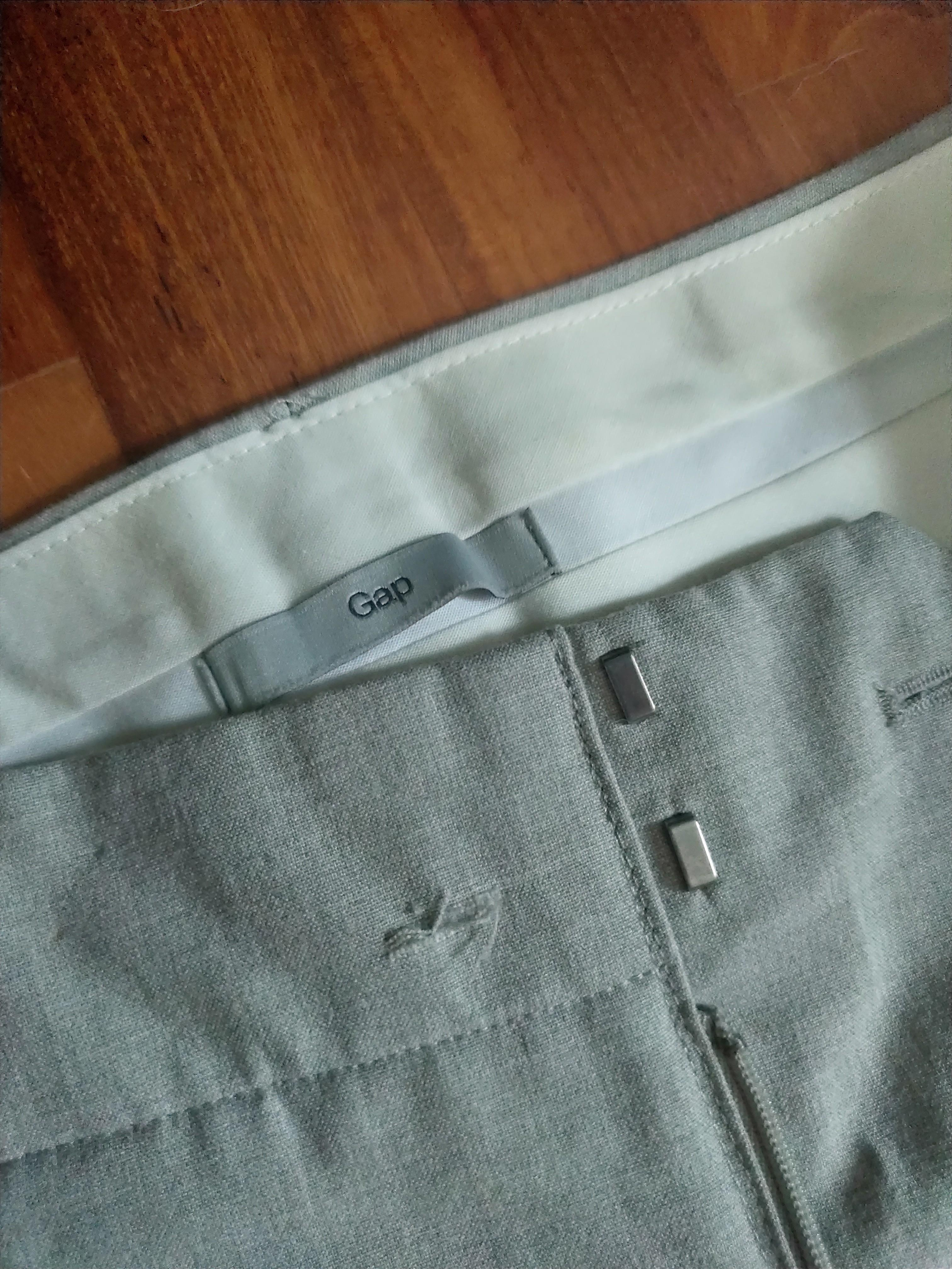 Gray Gap Pants