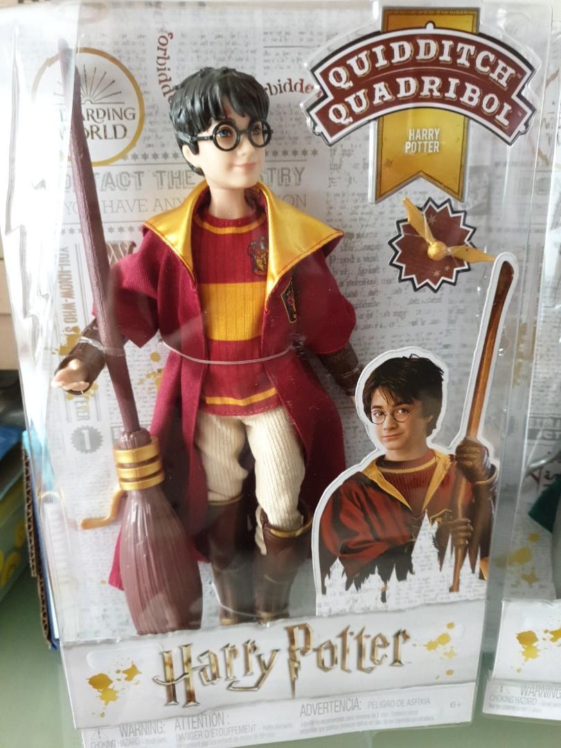 Harry Potter doll Quidditch Quaribol