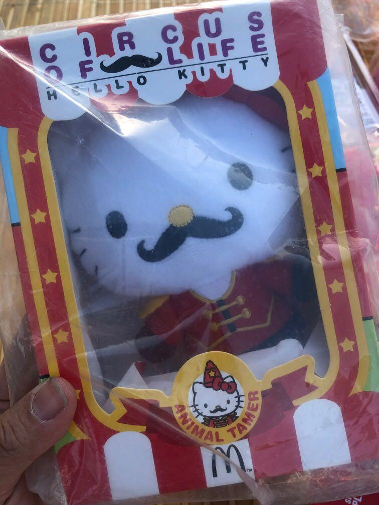 Hello kitty角色扮演玩偶