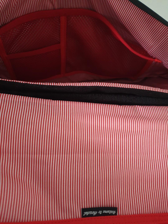 Herschel popquiz messenger bag