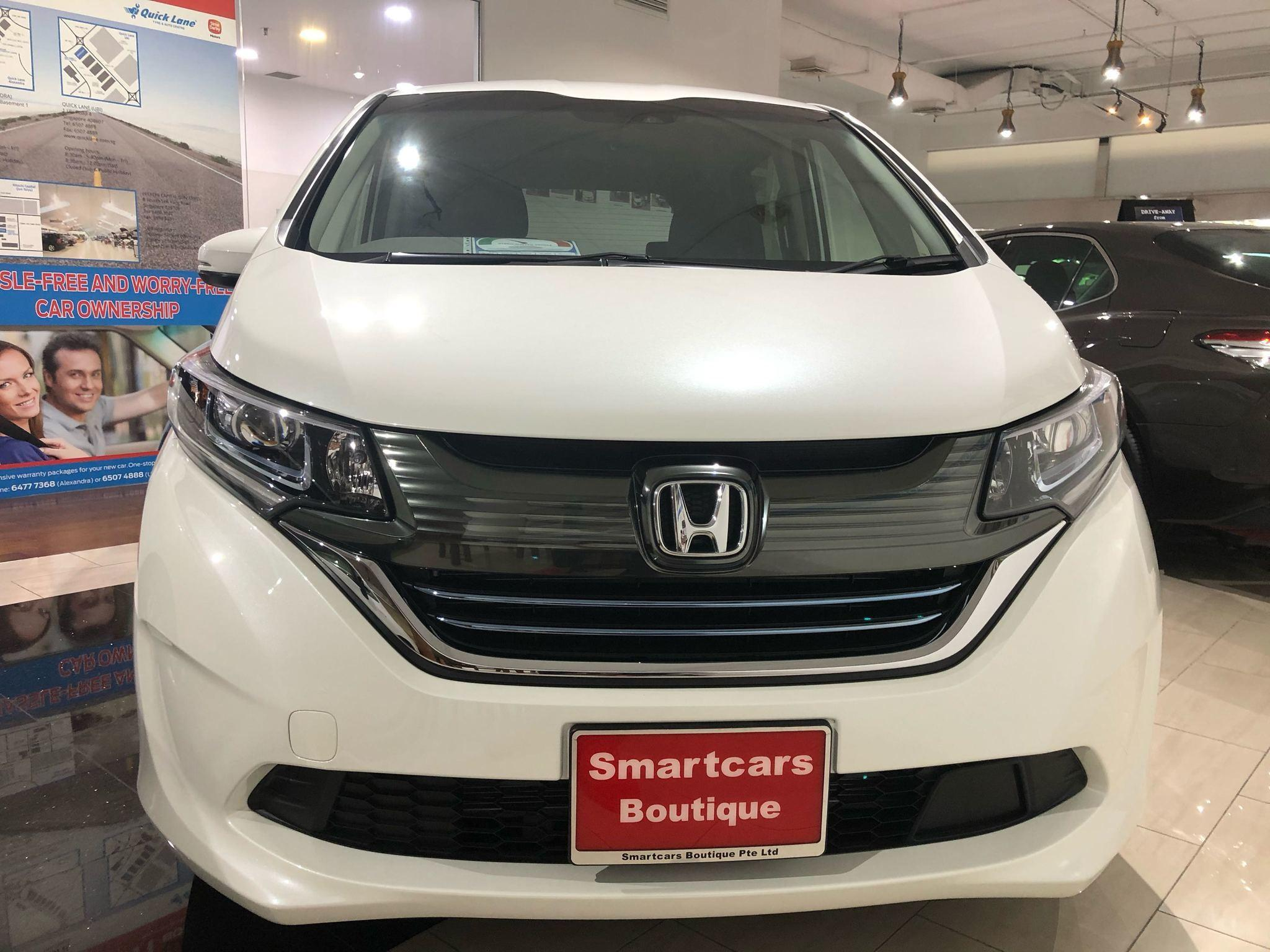 Honda Freed 1.5 G 7-Seater Honda Sensing (A)