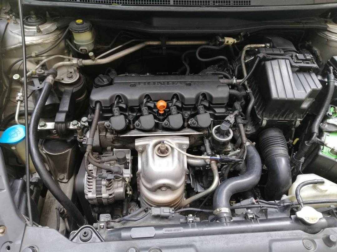 Honda Stream 1.8 i-VTEC (A)