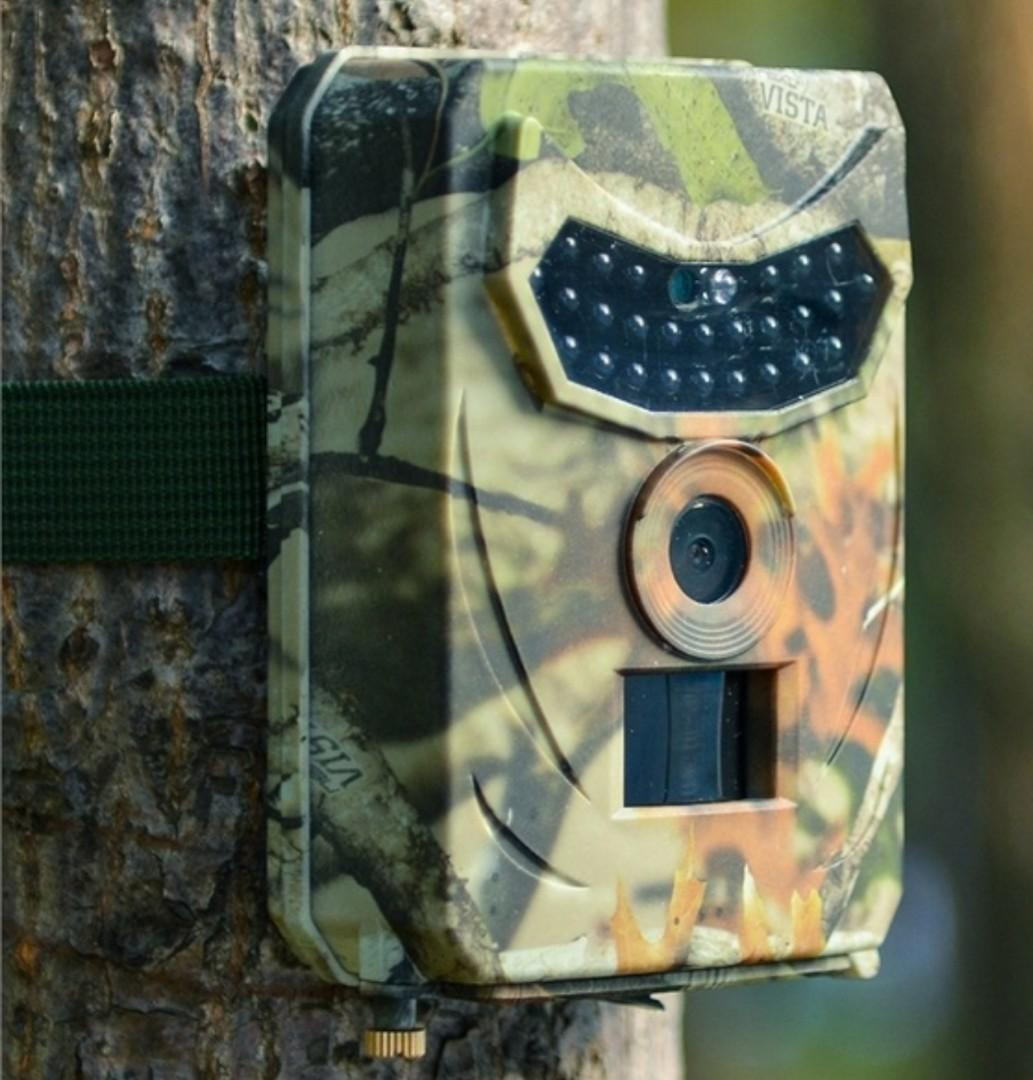 Hunting Trail 1080P 12MP Digital Waterproof Camera