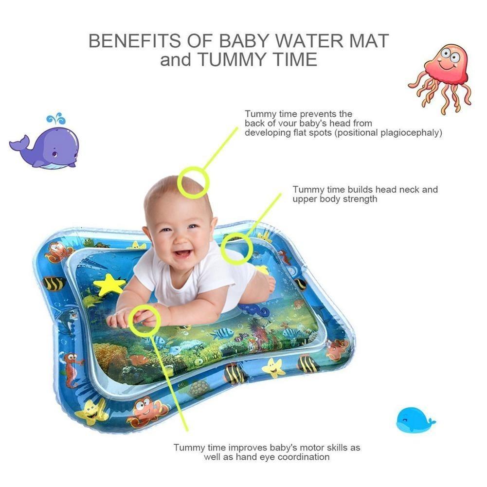 Infants Inflatable Playmat