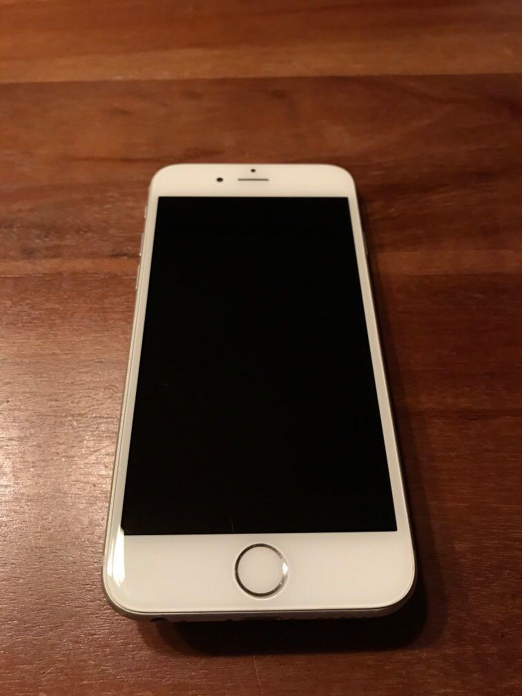 IPhone 6 64GB Sliver