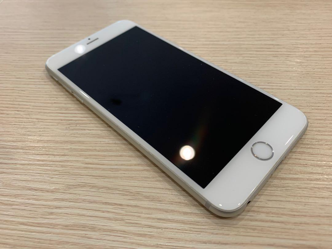 iPhone 6s Plus 64gb  silver for cheap sale