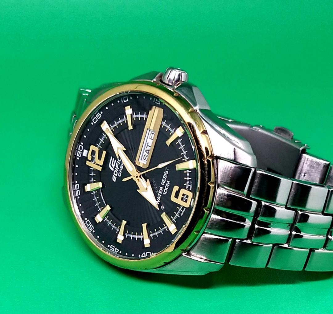 Jam tangan Casio Edifice EF 131D ORICasio
