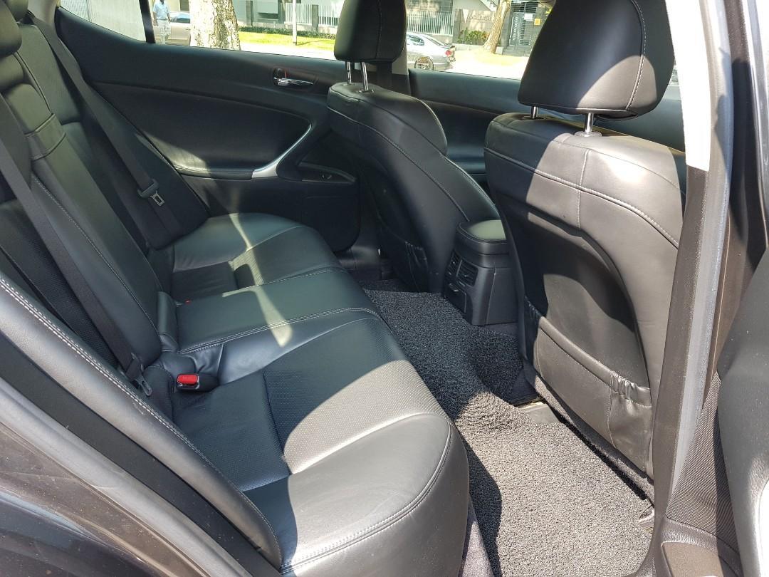 Lexus IS250 (A)
