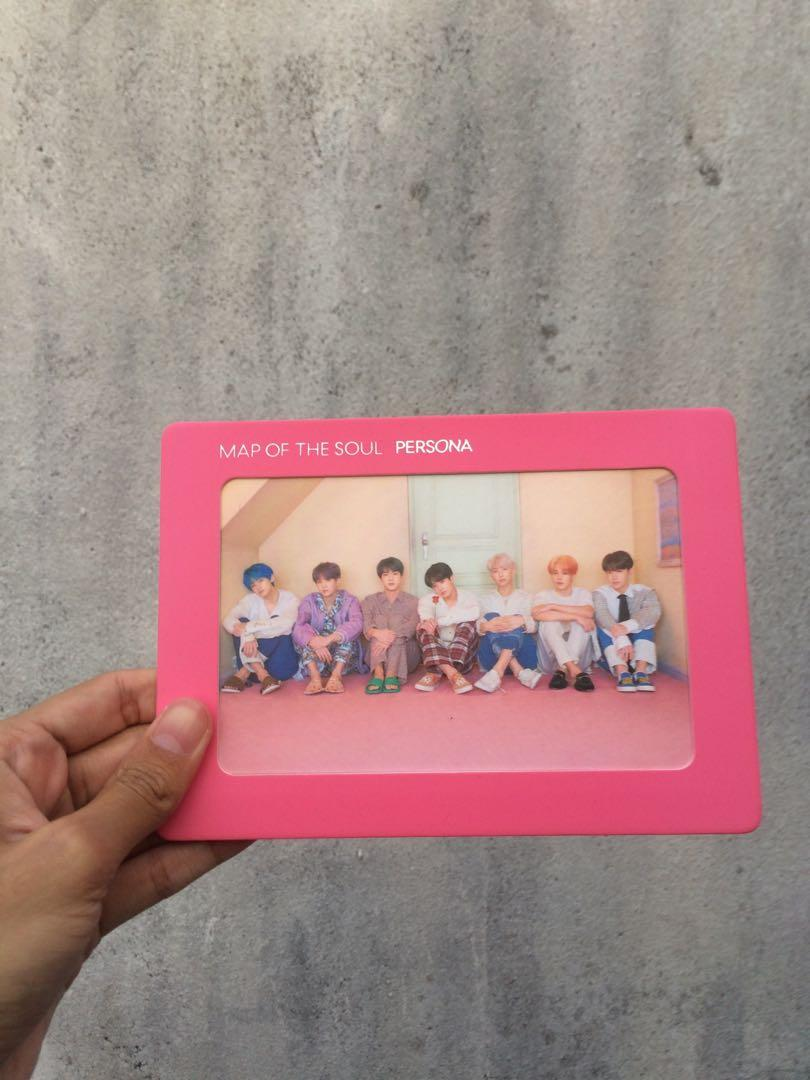 Map of the soul:persona version 2 + Jungkook photocard + Jimin postcard