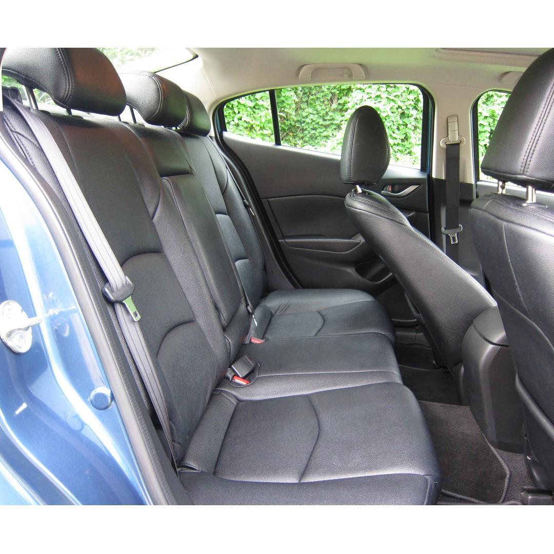 Mazda 3 1.5 6AT Deluxe Auto