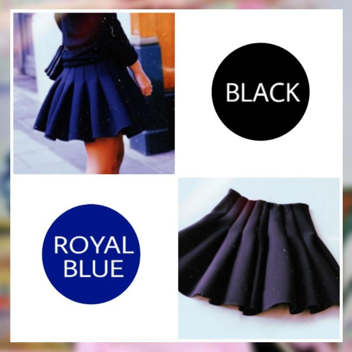 Neoprene Tennis Skirt