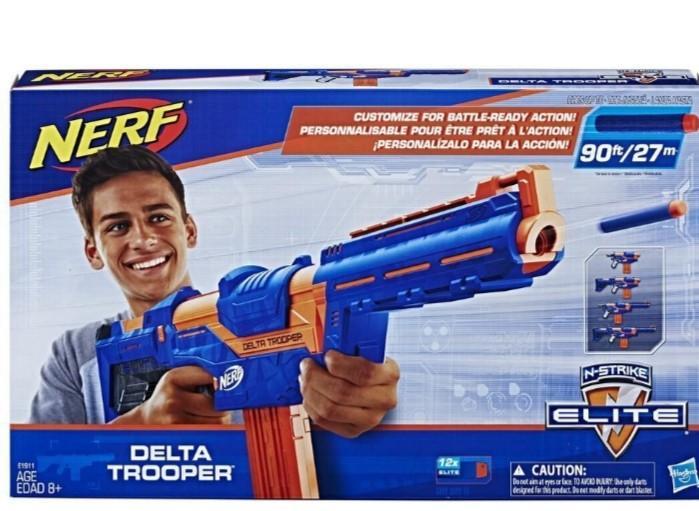 Nerf Gun delta trooper