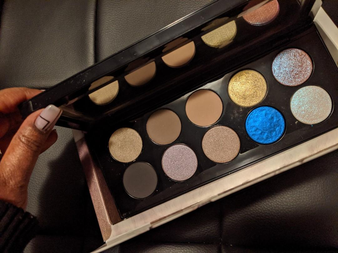New and unused Pat McGrath Mothership palette in original packaging