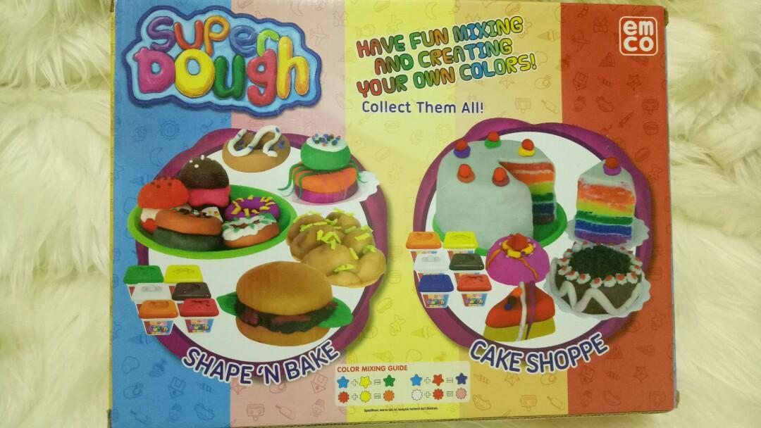 New EMCO Super Dough Dessert Parlour