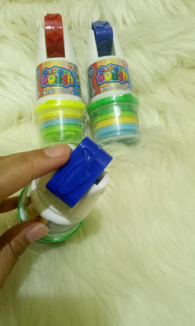 New EMCO Super Dough Mini Tools