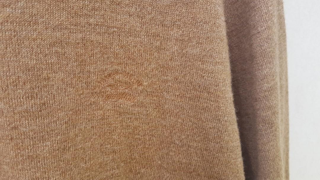 Paul & Shark - Brown Jumper Wool Made In Italy PAYED $280