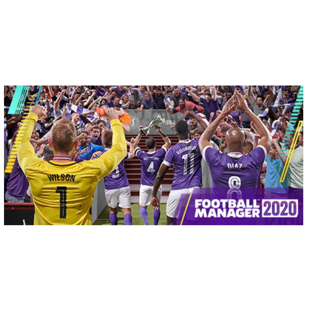 (PC-STEAM) Football Manager 2020