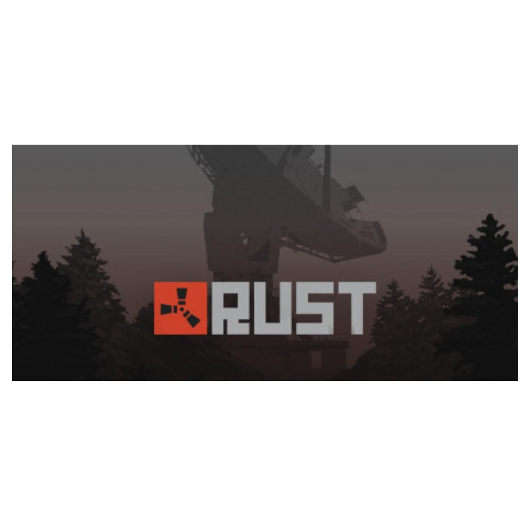 (PC-STEAM) Rust