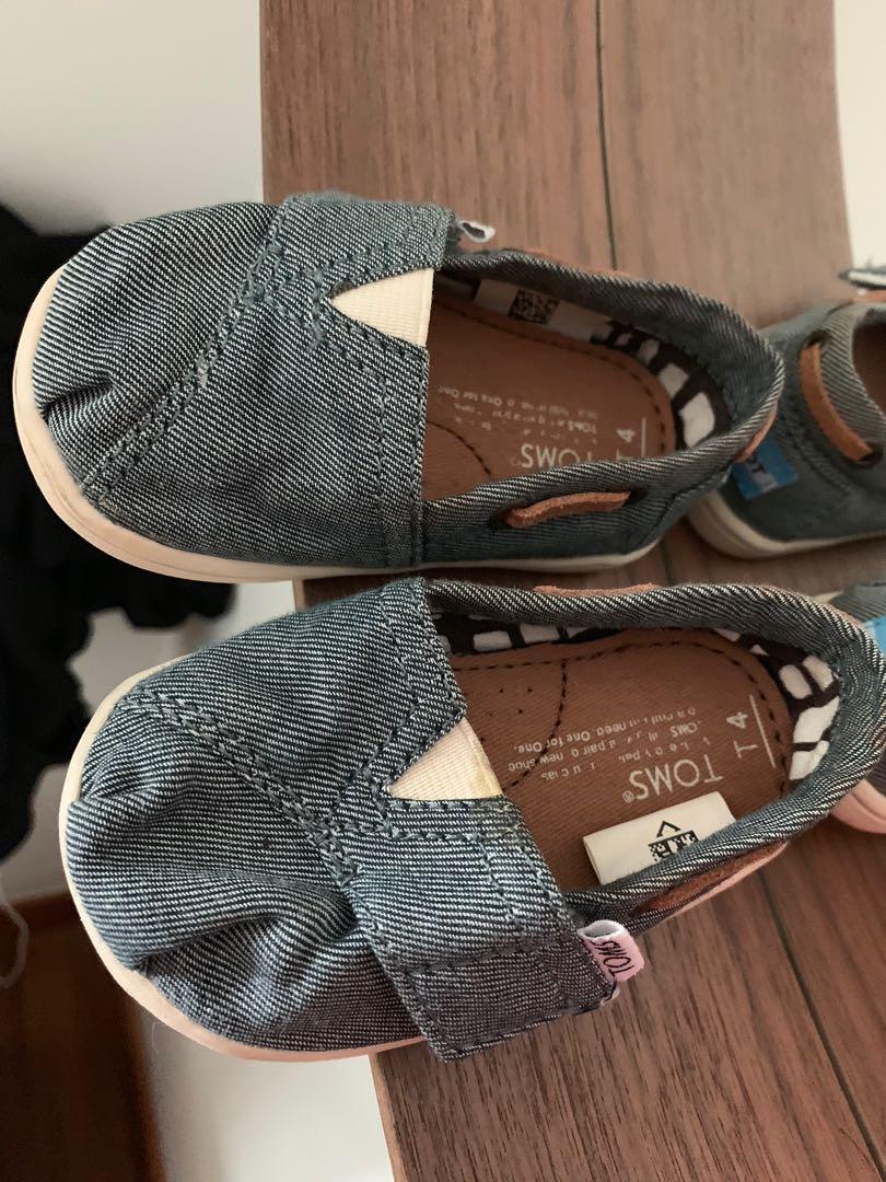 Preloved Baby Toms Shoes, Babies \u0026 Kids