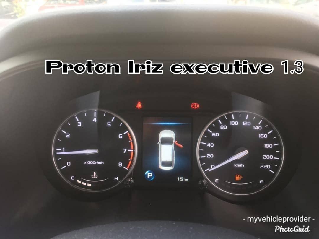 Proton Iriz executive 1.3 without loan bank have deposit