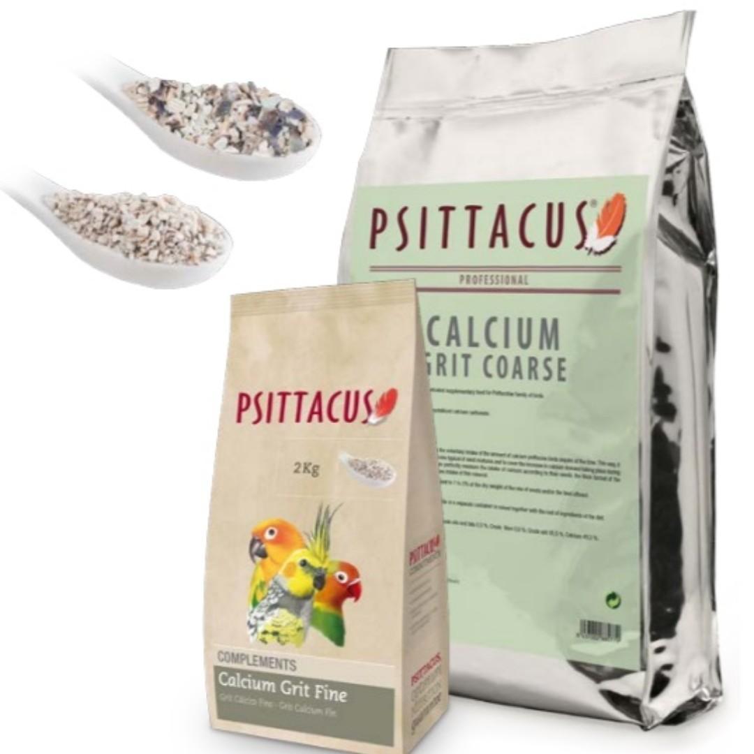 PSITTACUS  Calcium Grit Fine - 2KG