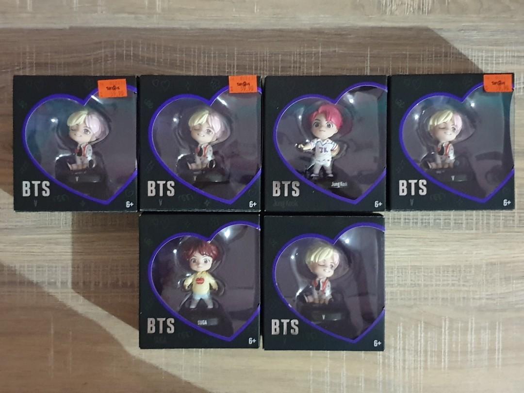 [PURCHASED] Mattel x BTS Mini Vinyl Shopping Service (7/11)