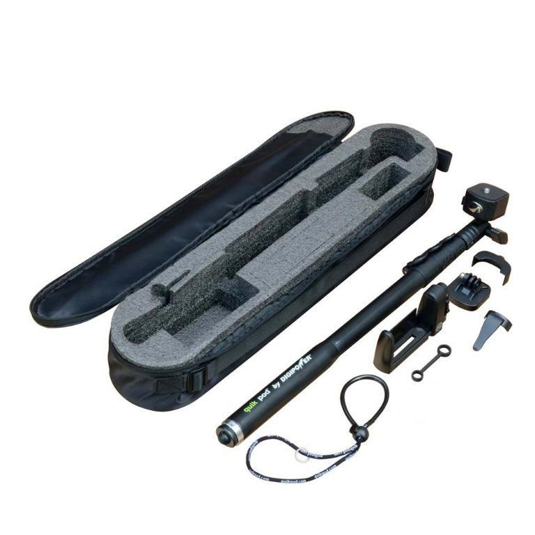 Quikpod Extreme Monopod and Accessories