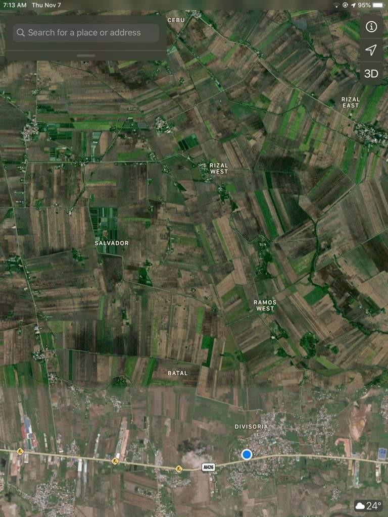 Rice farm 1 hectare at Divisoria Santiago City Isabela