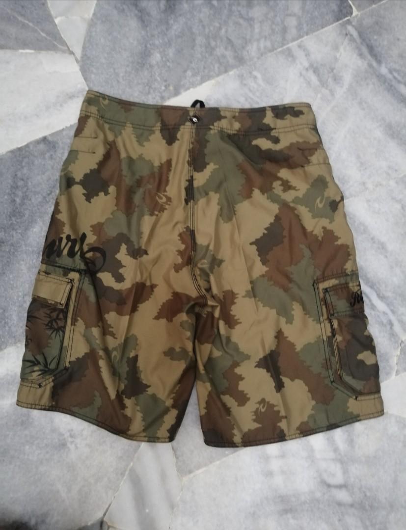 Ripcurl Camo Shorts