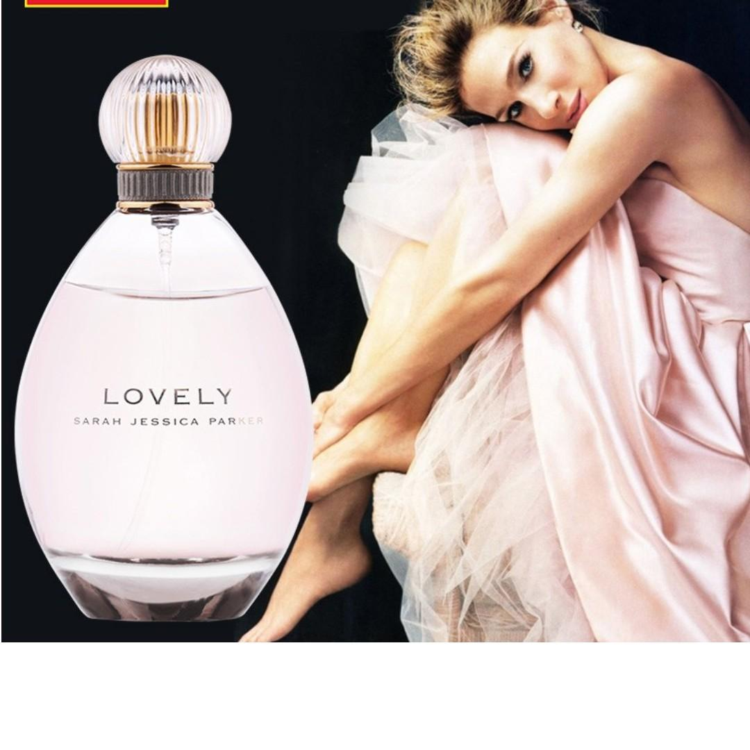 Sarah Jessica Parker Lovely Eau de Parfum 30ml (Pre-Order from Europe - Delivery on Jan 2020)