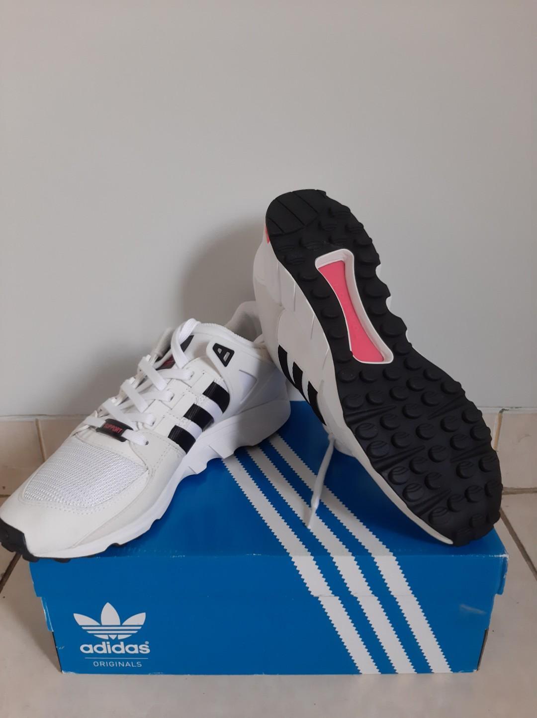 Sepatu Adidas EQT SUPPORT RF WHITE Size 44 Original 100% Adidas Indonesia