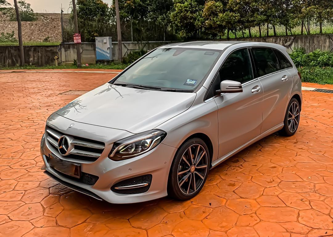SEWA BELI>>MERCEDES BENZ B200 1.6(A) LOCAL SPEC 2016