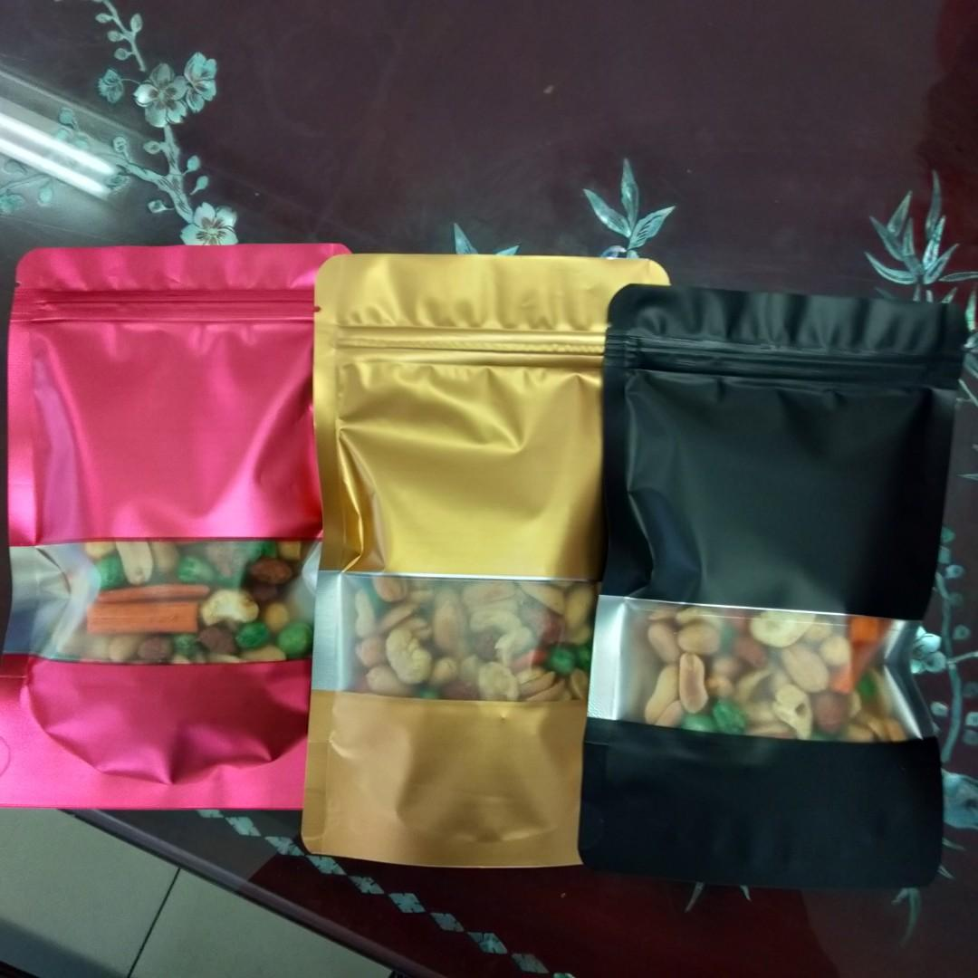 Muruku Berkat in a Ziploc Bag