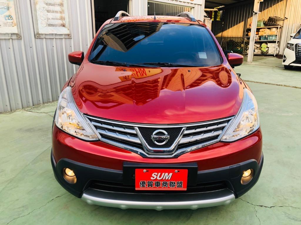 【SUM尼克汽車】2014 Nissan Livian 1.6L