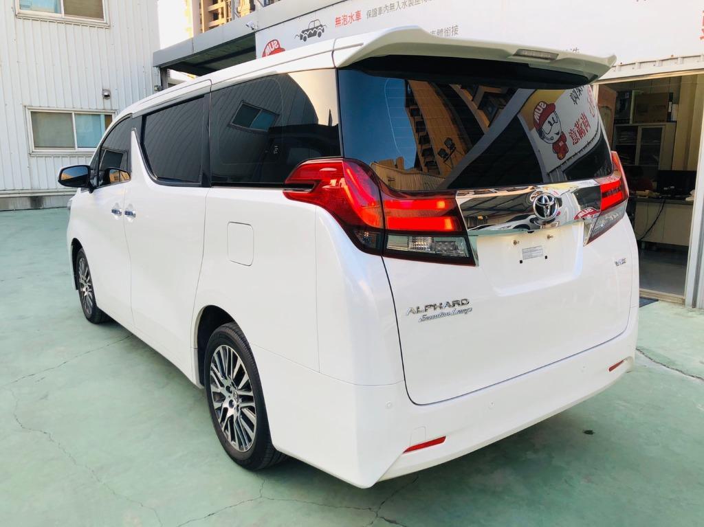 【SUM尼克汽車】2017 Toyota Alphard 3.5L