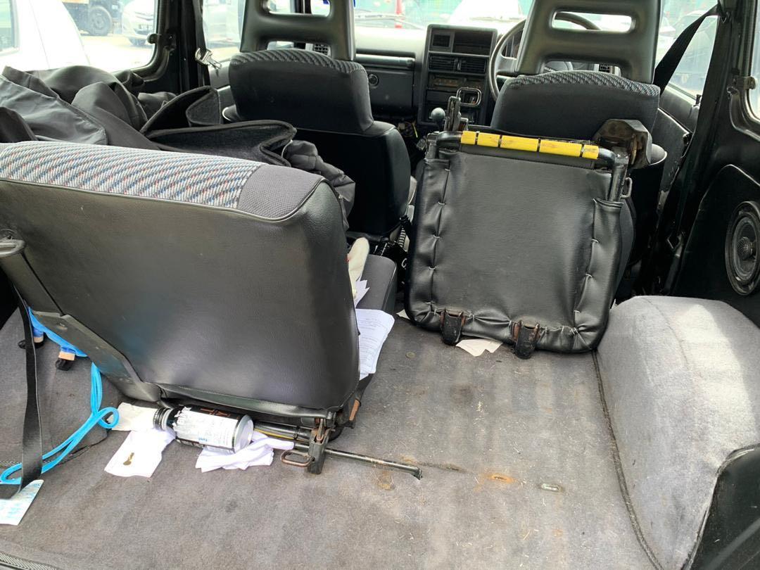 Suzuki Jimny Rare 1.6(M) new paint matte black good condition